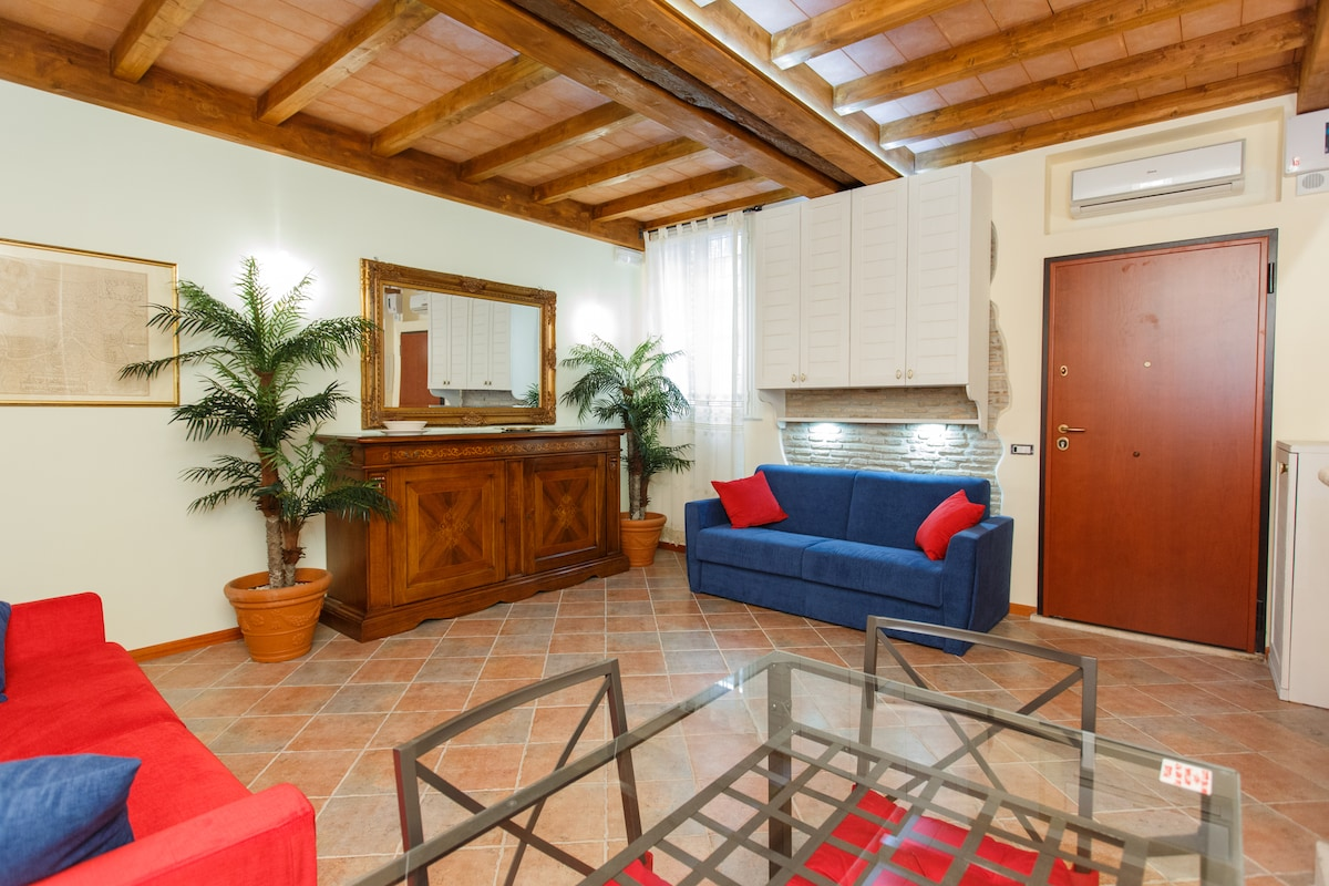 AnticaMonti Suite Colosseum holiday