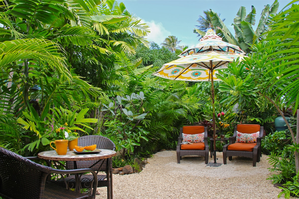 Secluded Beach Bungalow
