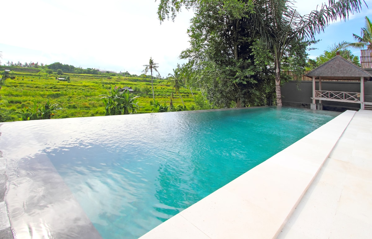 Le jardin de Bali (Chambre 3)
