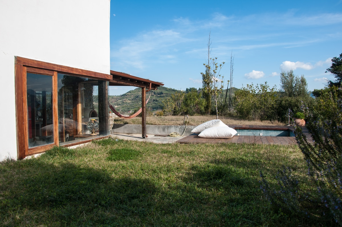 Country house in Ancient Olympia