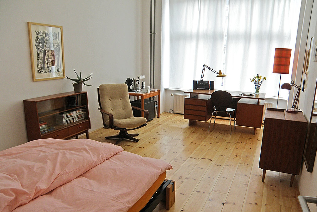 Bright Berlin Kreuzberg Loft Studio