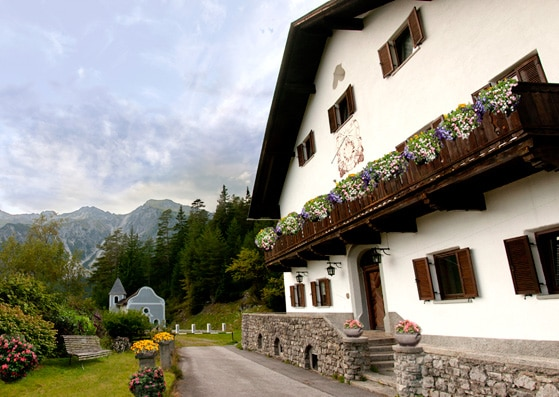 AlpenRetreat, Tyrol, Mountain suite