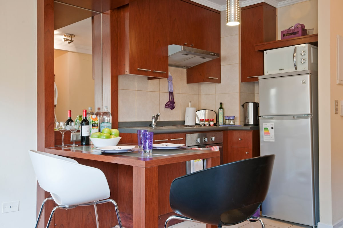 Fully equipped Apartment, all you might need for a wonderful stay !