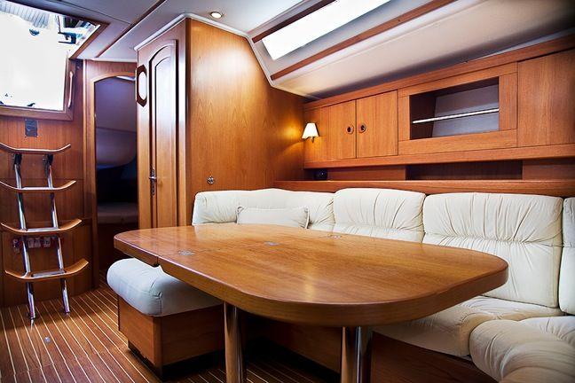 Luxury Yacht on Sydney Harbour