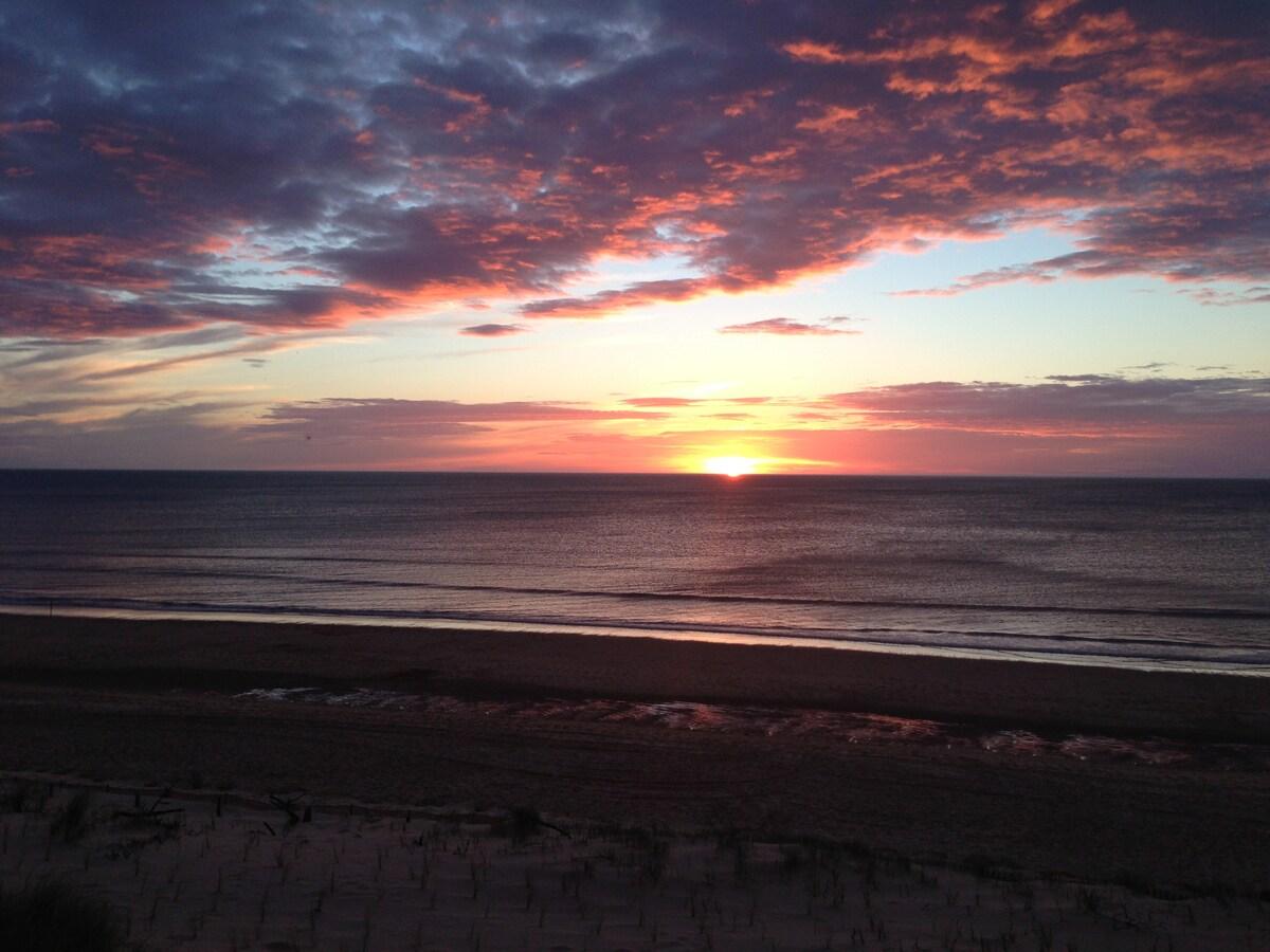 sunset (march 2013) - coucher de soleil