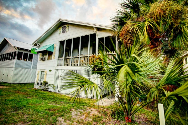 Come and relive your favorite childhood memories of trips to the beach.  My Beach House, featuring a large screened in porch