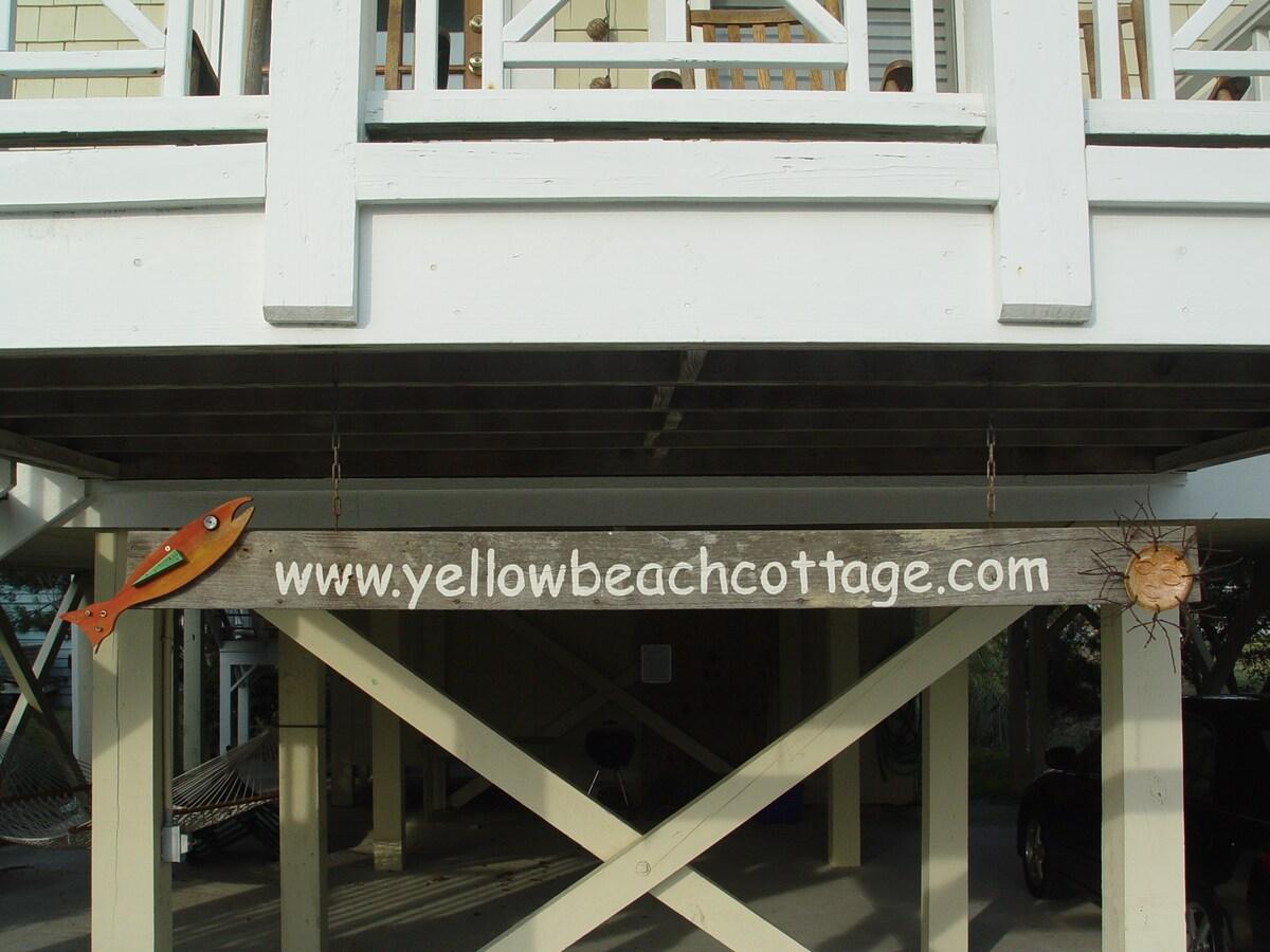 Cozy Island Beach Cottage