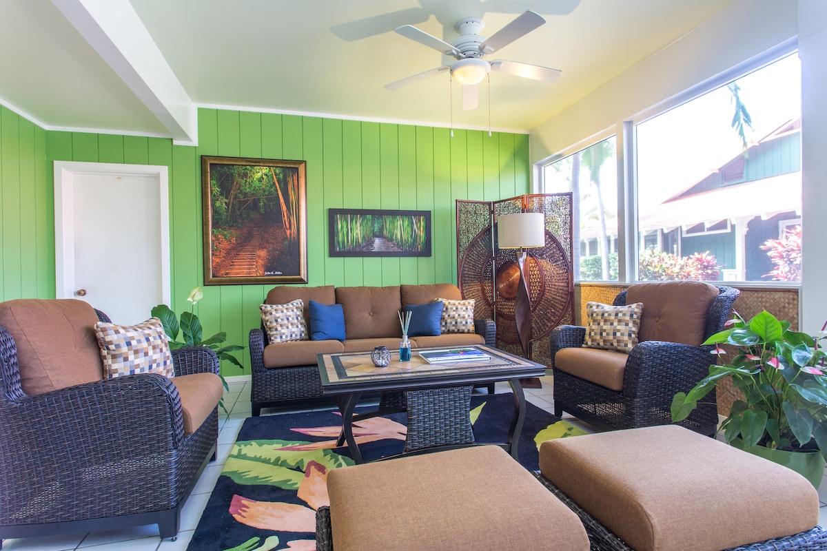 Big Island Retreat Paradise room