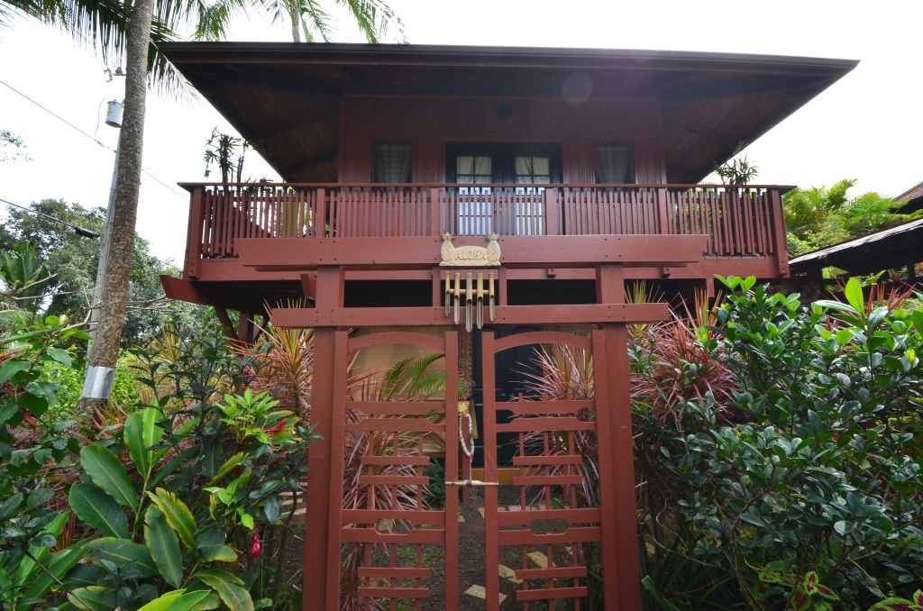 2 story Balinese Cottage
