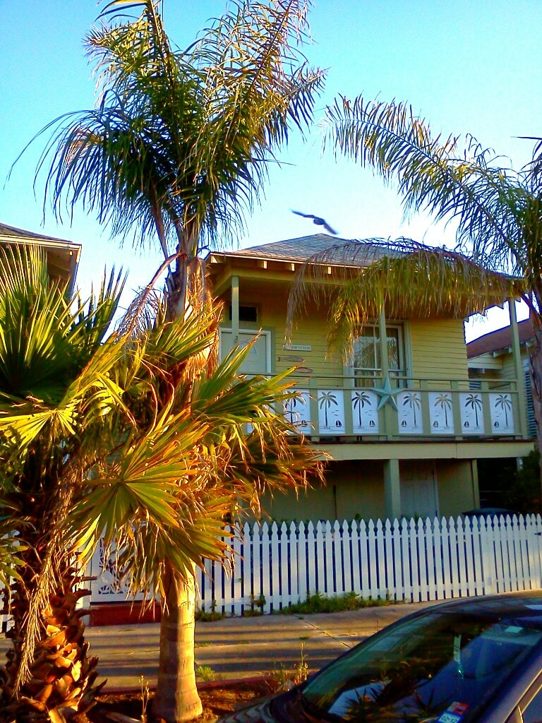 Mellow Yellow Beach House in East End neighborhood