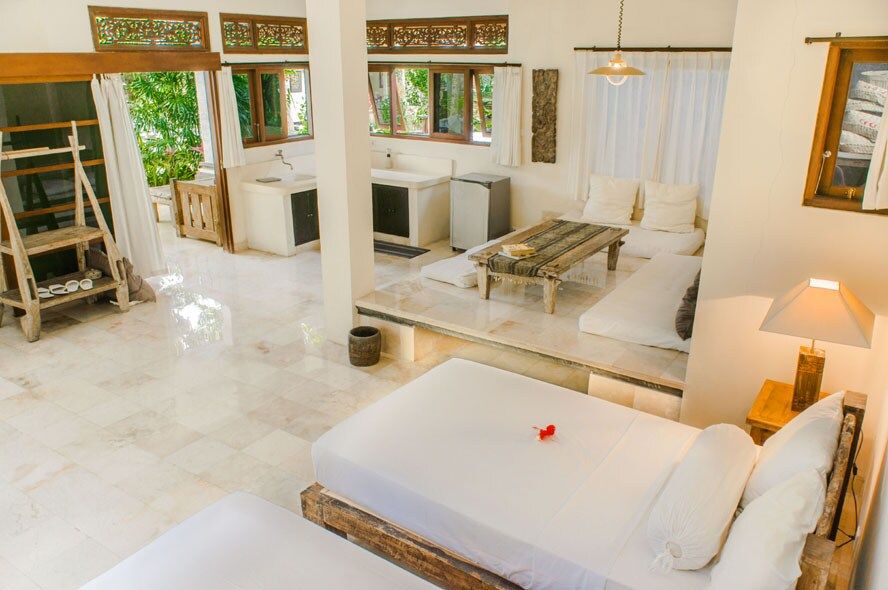 Payogan Homestay - Downstairs