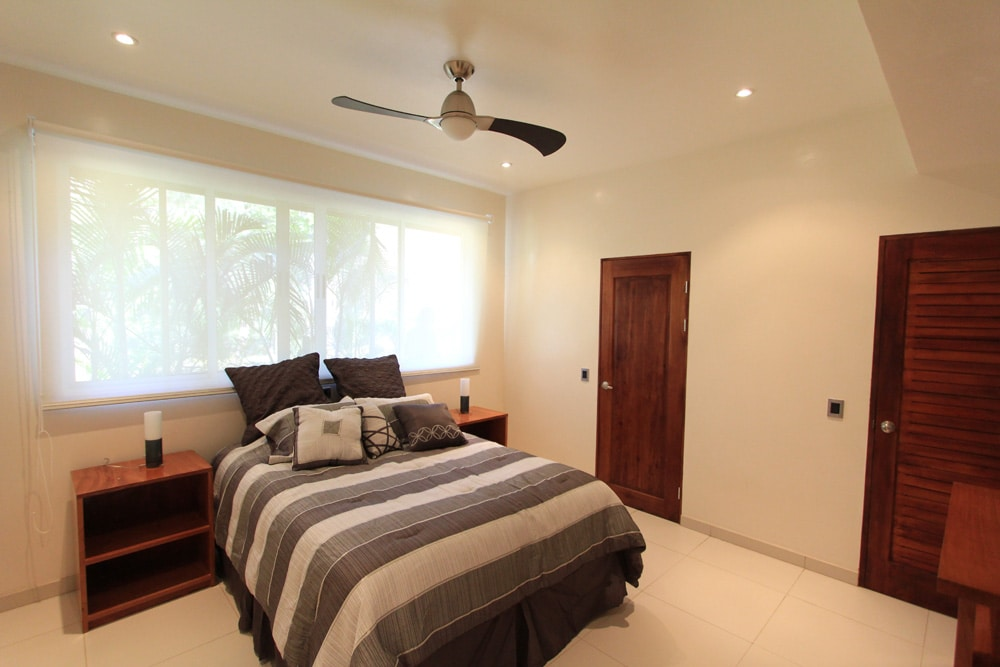 Each master Bedroom has private bathroom and closet space.