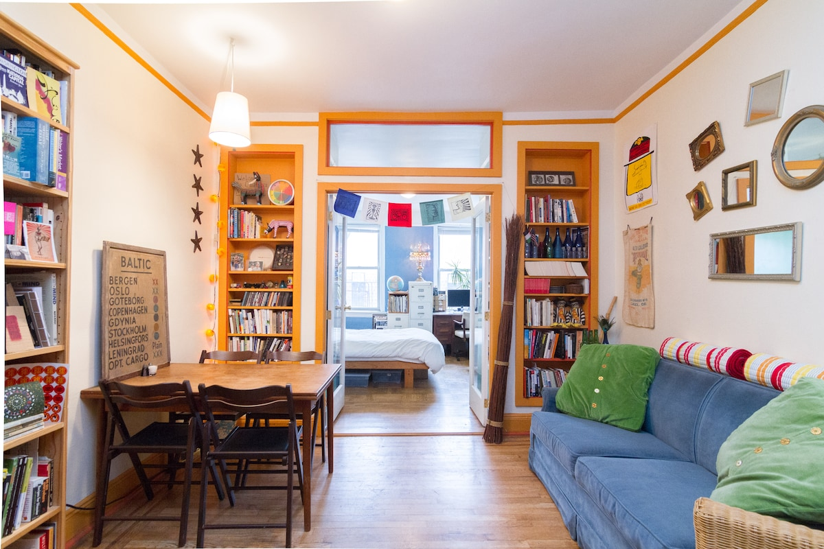 cozy charming apt - Lower East Side
