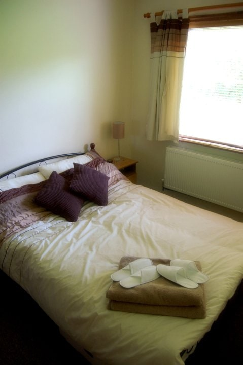 Double Bedroom with sky tv & dvd player plus selection of dvd's