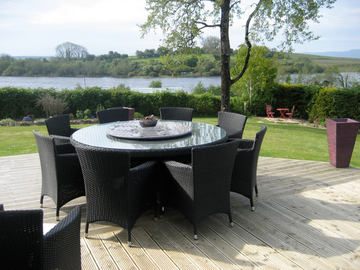 Waterfront Home on Lough Erne