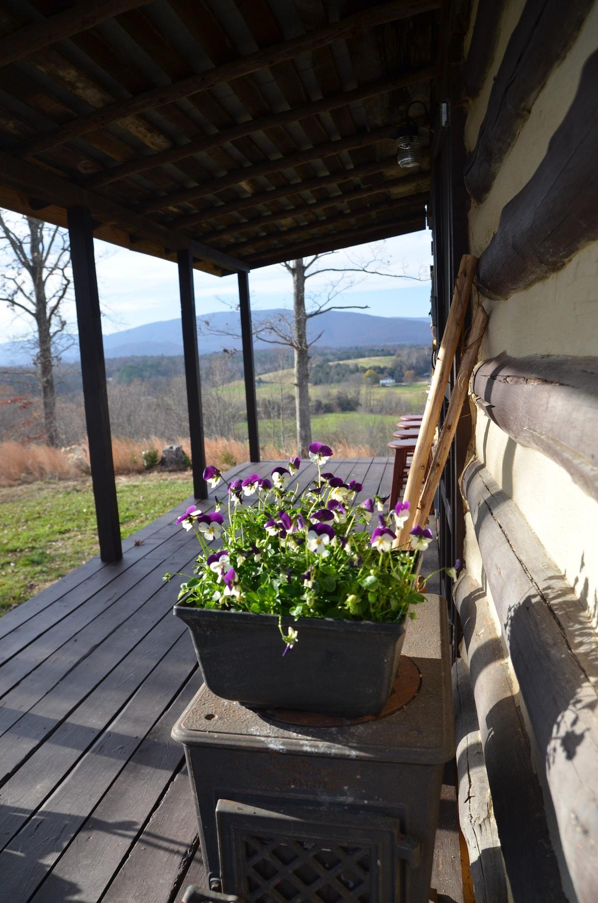 Baileys Retreat Cabin