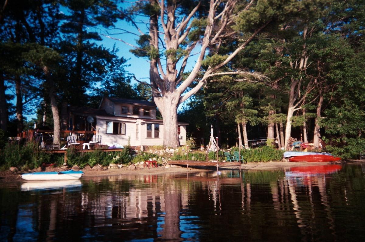Lakeside Maine Camp 4SN Getaway