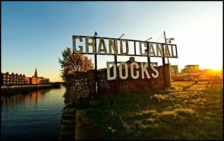 Grand central docks