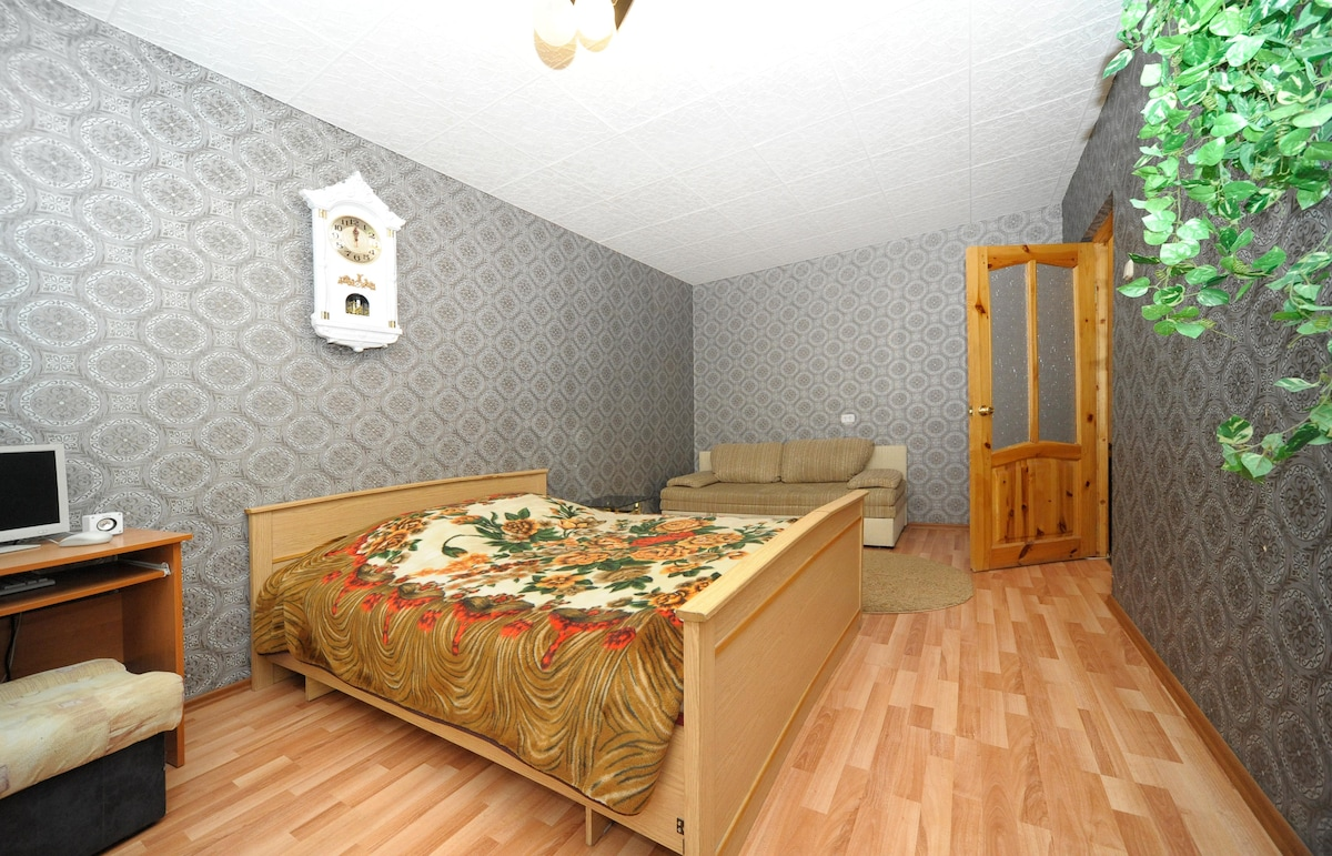 Apartment in the center of Minsk, W