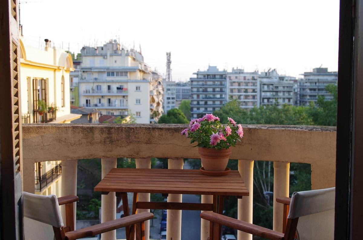 Apartment in Aristotle Square