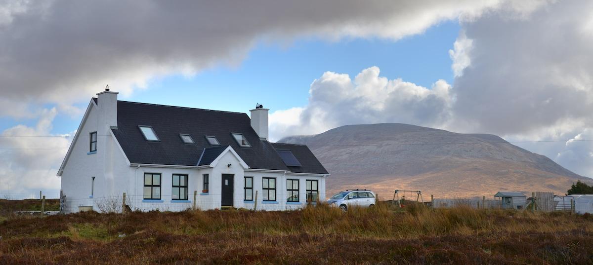 Home near Falcarragh, Co. Donegal