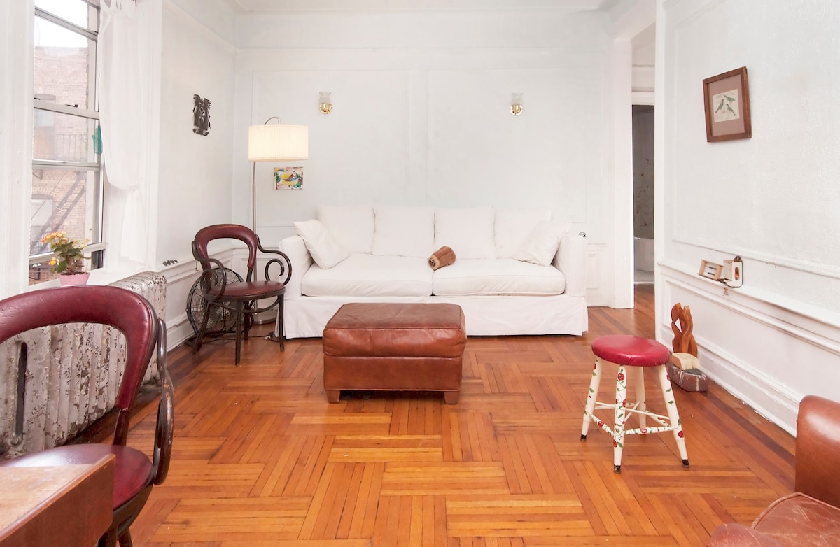 Cheerful 1 bedroom in a great area