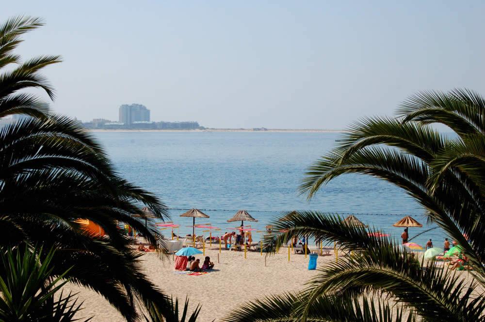 Troia vista de Galápos / A View of Troia from Galápos Beach