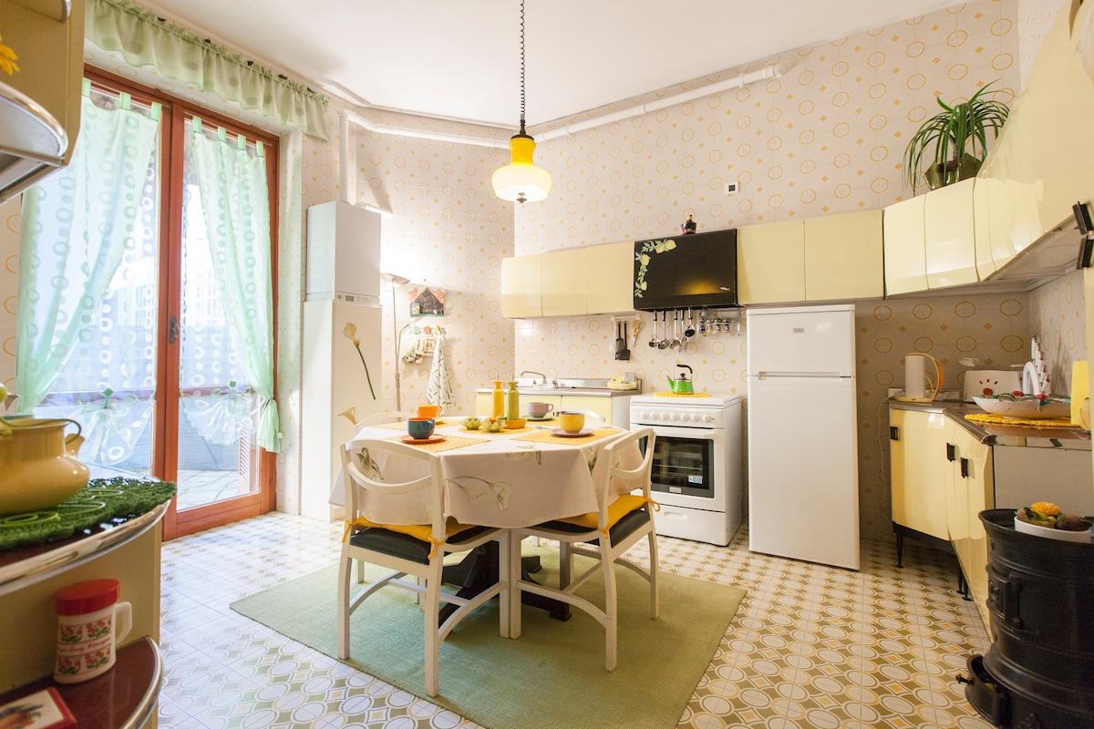 Dalila Guest House: furnished lodge