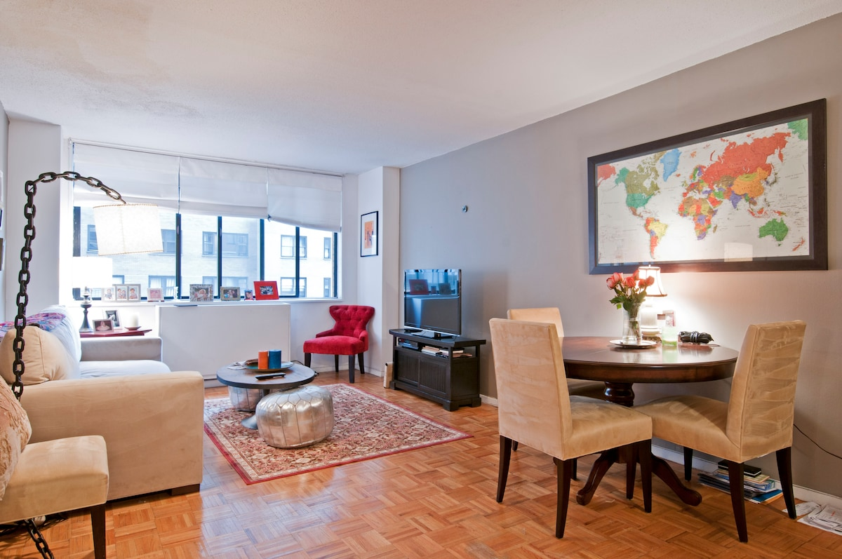 Amazing greenwich village apartment in new york for Nyc greenwich village apartments