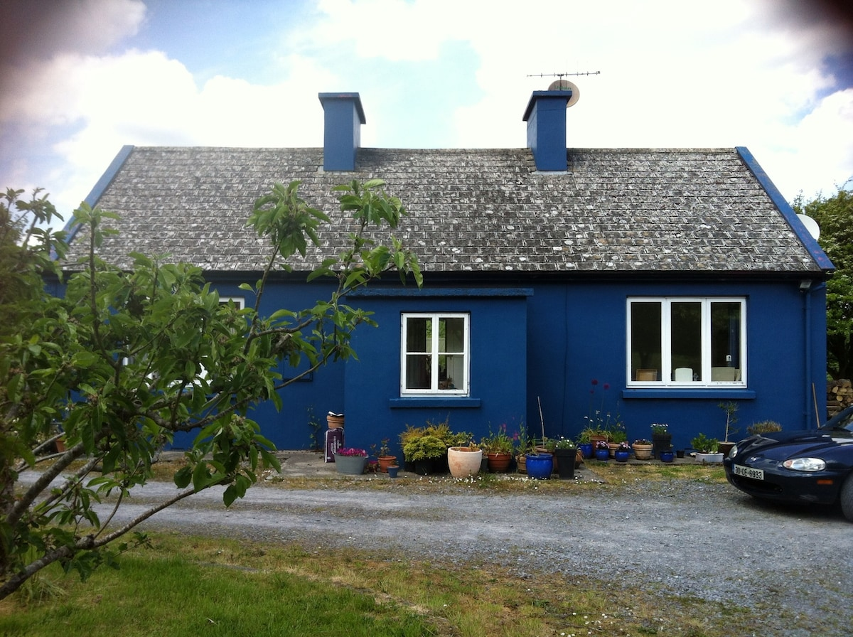 Traditional Farmhouse in Burren Mts