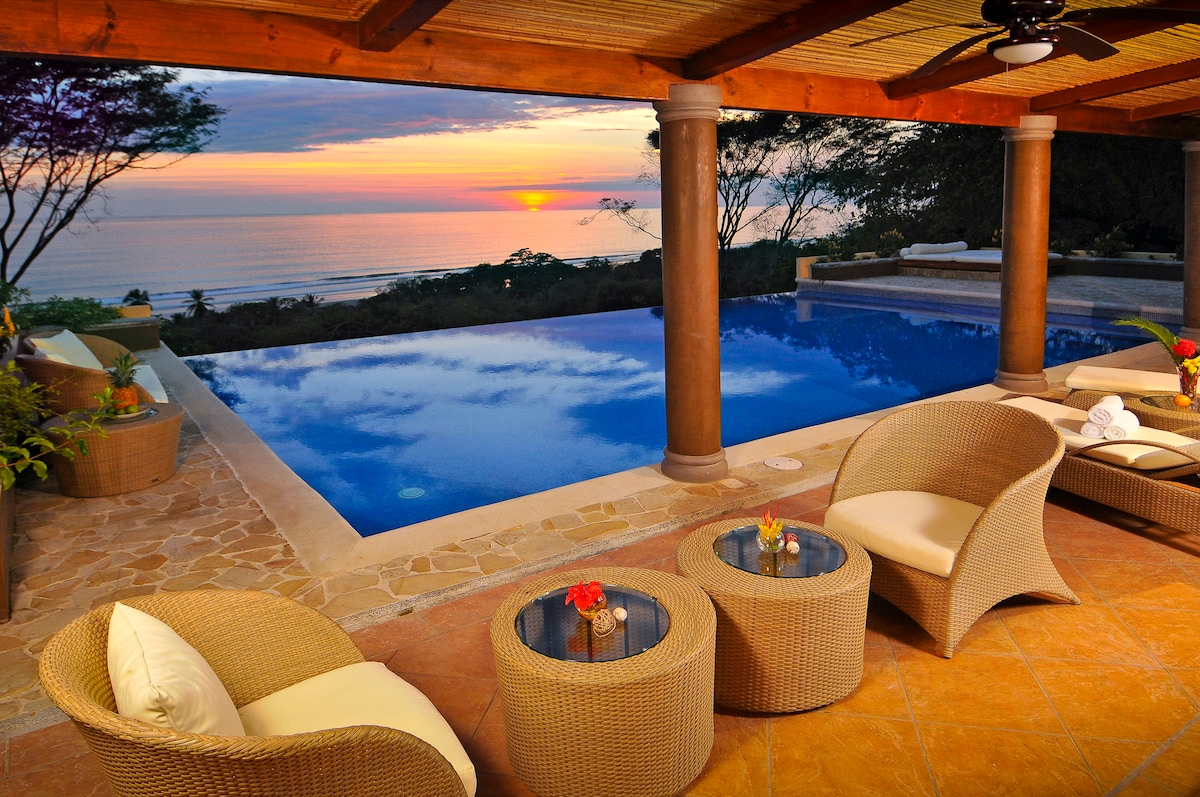 6 Bedroom Estate, Villa Pacifica