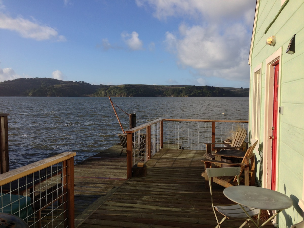 Bayglow Cottage, Point Reyes Area