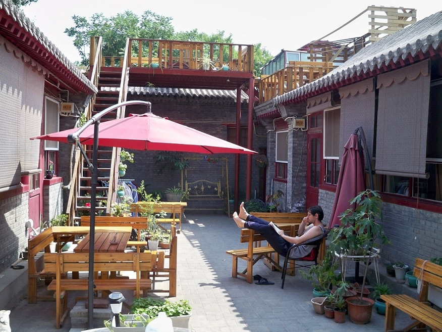 Heart of Beijing: House with View 3