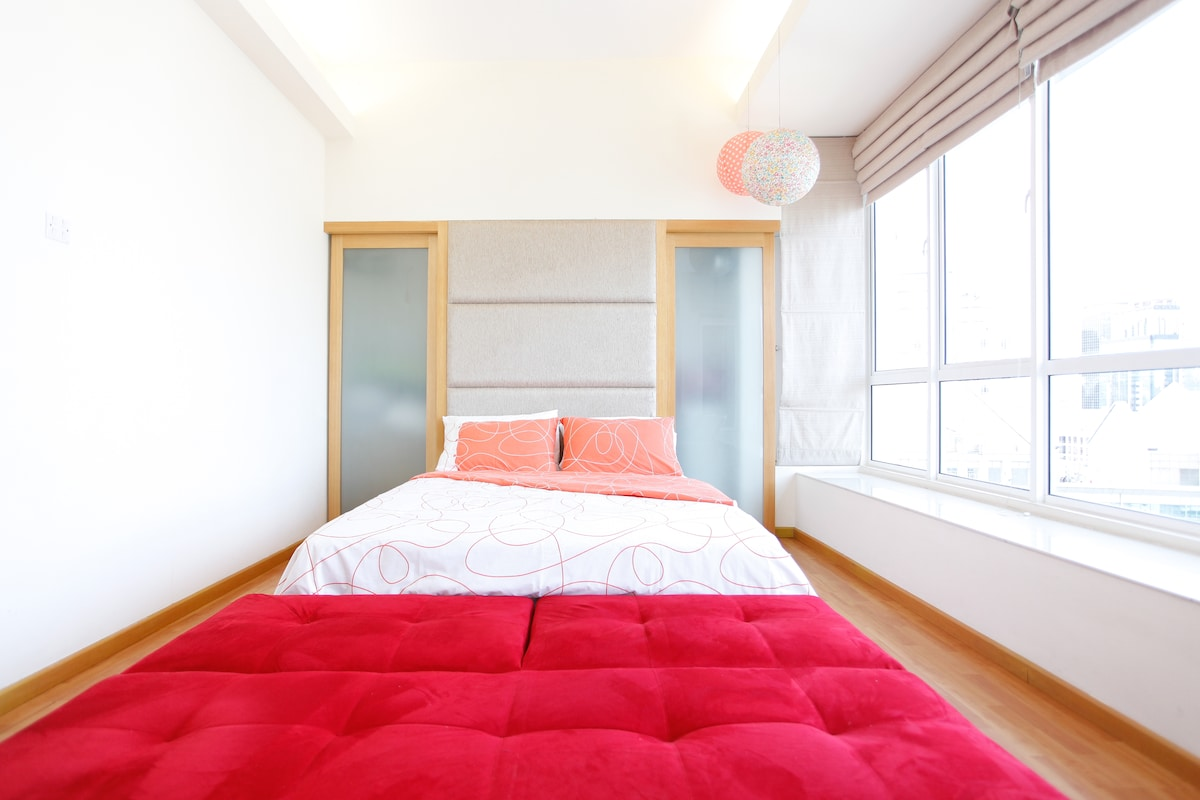 Studio Apartment in KLCC area