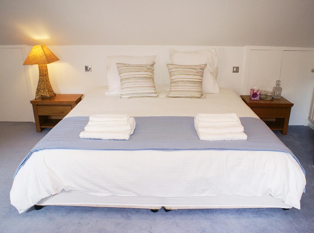 Apartment in Alsatian Villa