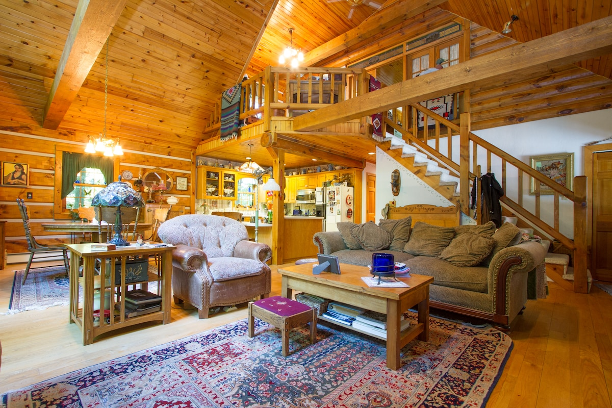 My Log Home