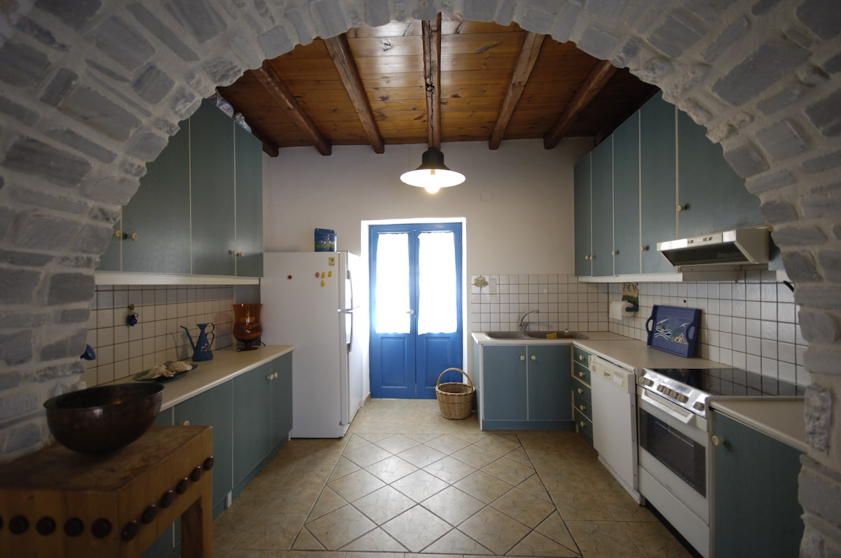 Ground Floor - Fully Equipped Kitchen