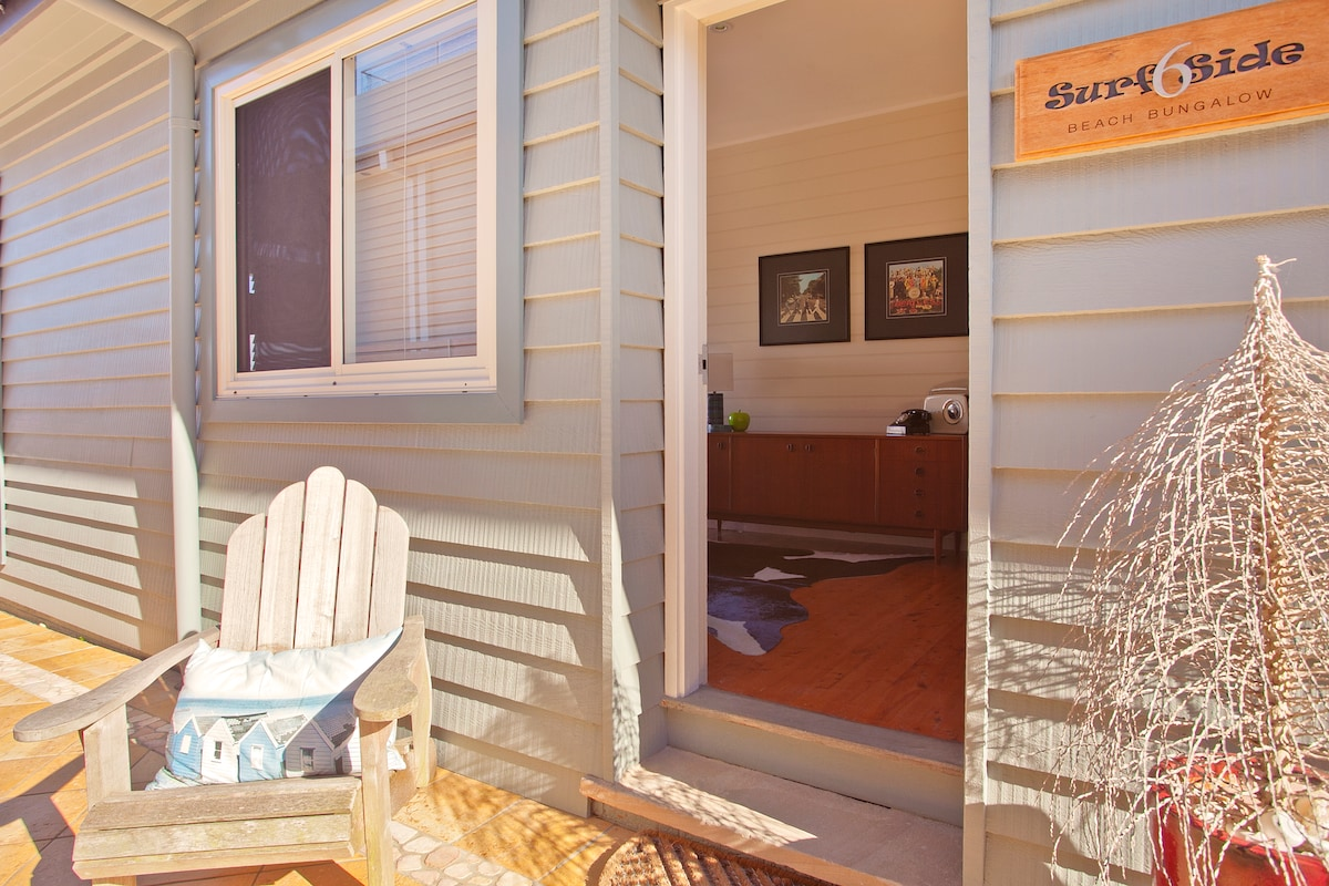 Surf Side 6 Beach Bungalow welcomes you!