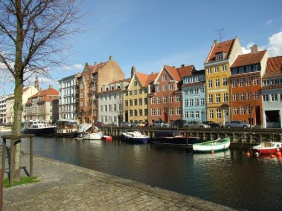 Apartment in centre of Copenhagen
