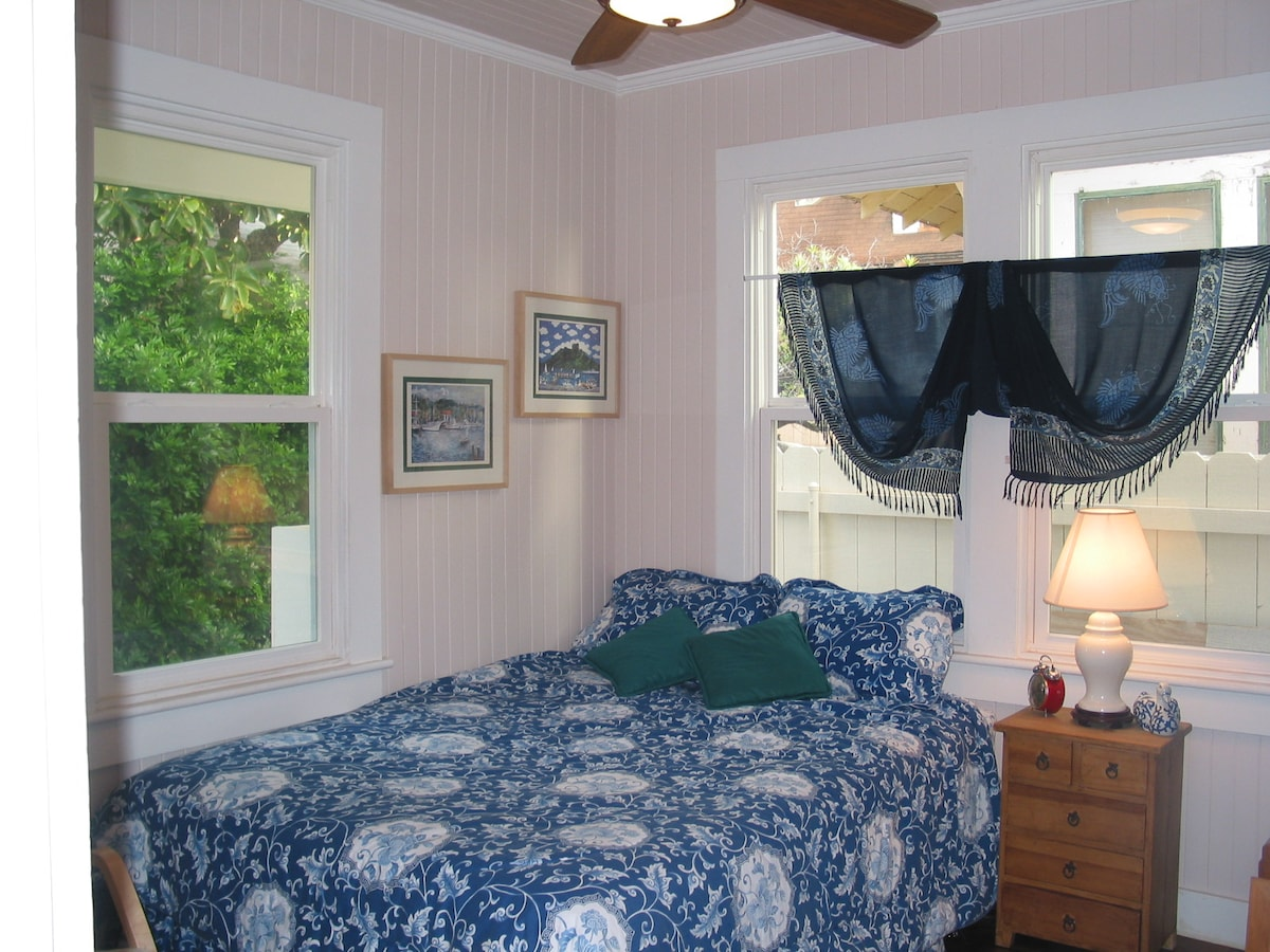 Natural light & cross breezes in your comfortable room