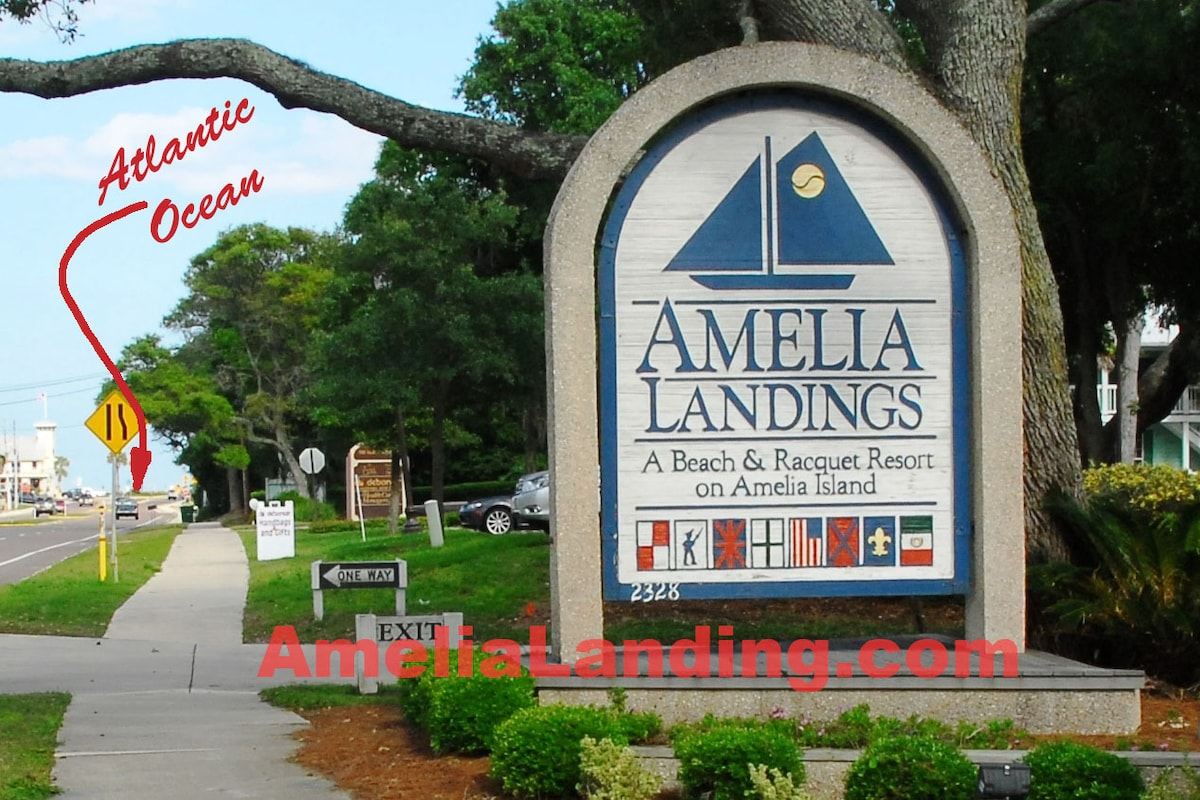 Amelia Landings is short block to the glorious Amelia Island beaches.