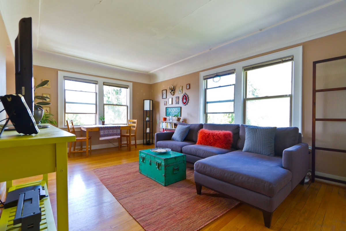 Cozy & Cool, Ideally Located 1-BR