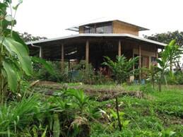 Finca Paz y Flora private retreat