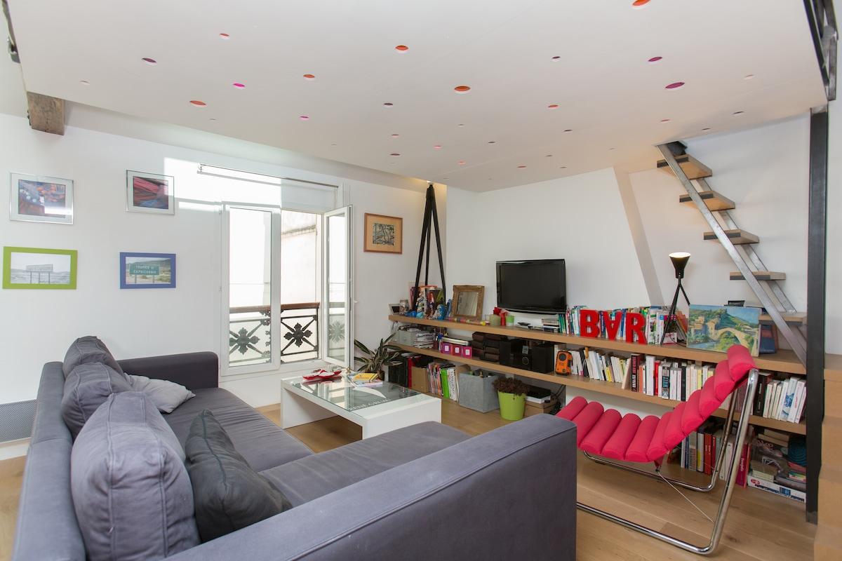 Locations saisonni res et locations de courte dur e for Architecte appartement paris