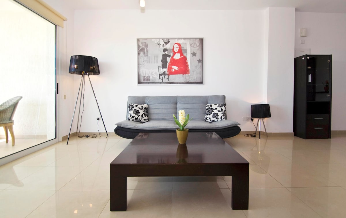 Living Room (with Sofa-Bed)