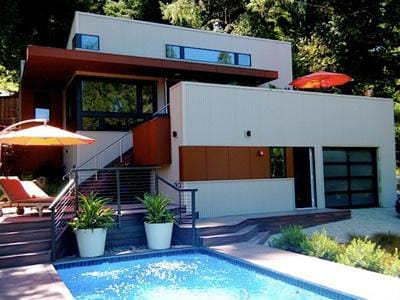 Modern Escape, Russian River Sonoma