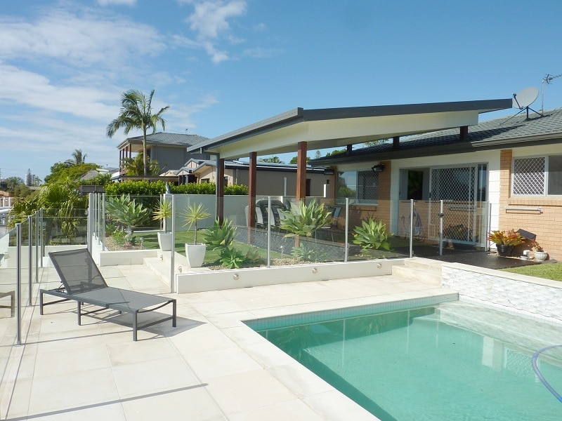 GOLD COAST - WATERFRONT HOUSE