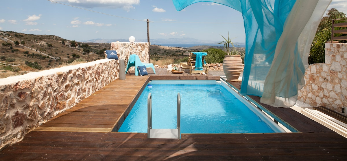 Villa in Athnes Greece