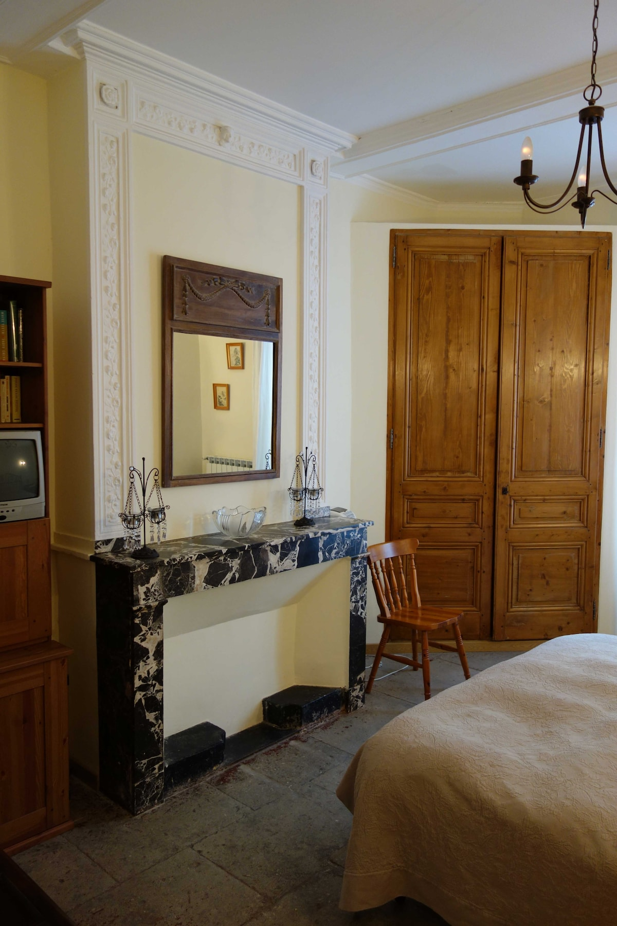 Charming spacious in the historical