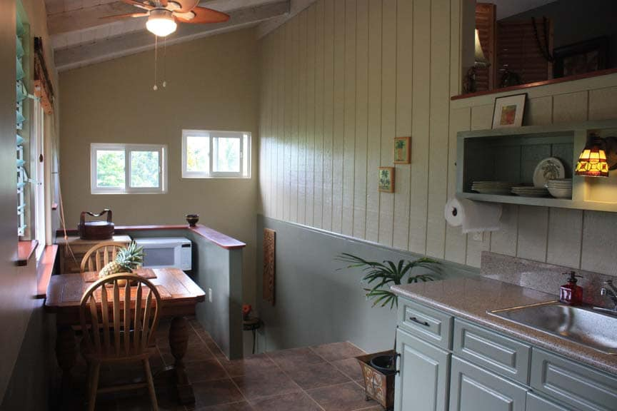 Kitchen/Dining Entry